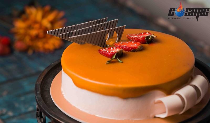 Bánh kem là một sản phẩm đồ ngọt có thời gian bảo quản ngắn và đòi hỏi nhiệt độ lưu trữ ổn định