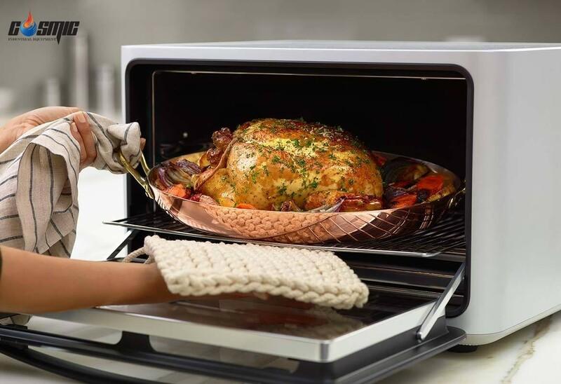 Các loại lò nướng phổ biến trên thị trường đều tồn tại ít nhiều nhược điểm nếu được chọn dùng trong bếp công nghiệp