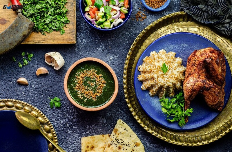 Các món ăn của nhà hàng, khách sạn sẽ trở nên tươi ngon hơn bao giờ hết với Berjaya 1200mm BS 2DCF4/Z