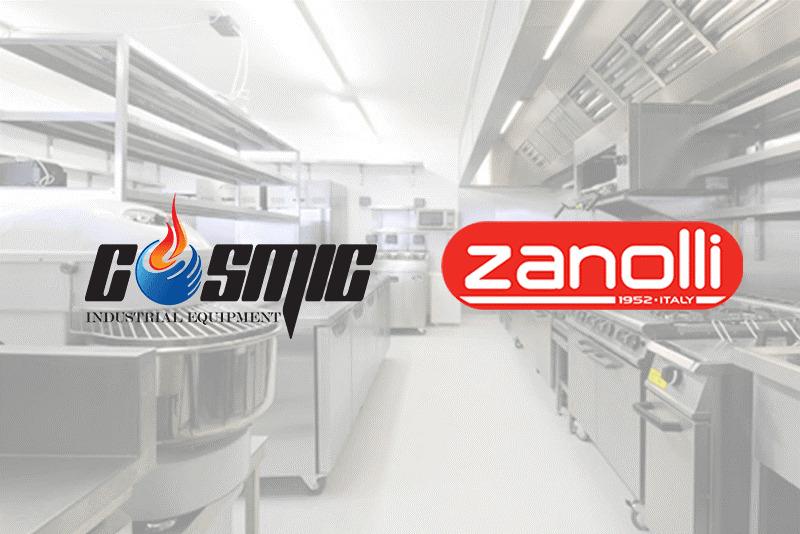 Cosmic là nhà phân phối chính thức của Zanolli tại Việt Nam