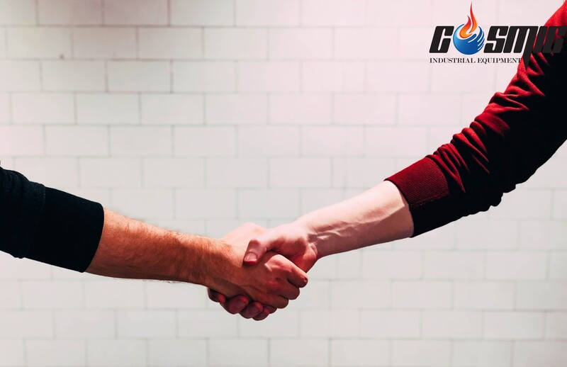 Cosmic luôn đảm bảo chất lượng và đặt lòng tin, sự phát triển bền vững của khách hàng làm nền tảng hoạt động của chúng tôi
