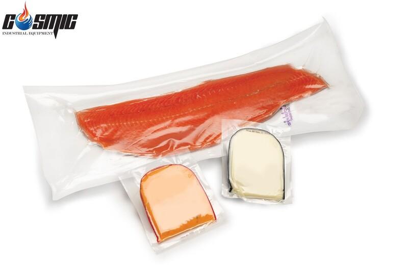 Doanh nghiệp dễ dàng đóng gói hút chân không thực phẩm bằng máy Sammic