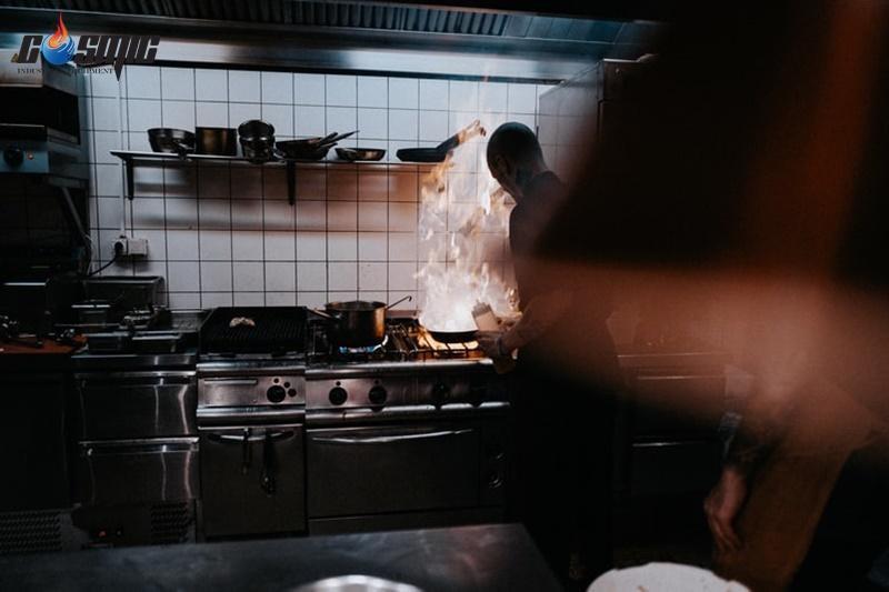 Lò nướng đa năng Convotherm không phù hợp đặt ở vị trí thường xuyên có nhiệt độ cao