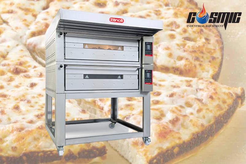 Lò nướng pizza mang thương hiệu Zanolli đã và đang được tin dùng trên toàn thế giới