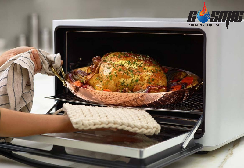 Lưu ý những bước sử dụng lò đối lưu để món ăn được hoàn hảo
