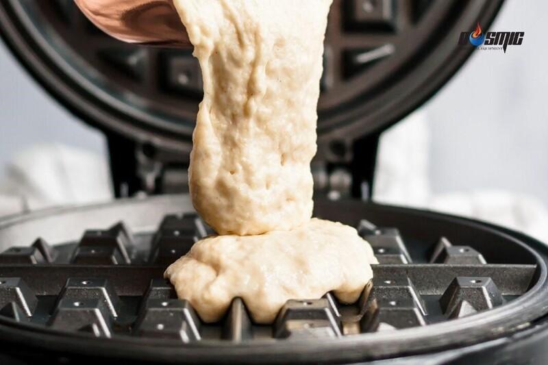 Máy nướng bánh waffle FY1 của Libermann dễ dàng vệ sinh