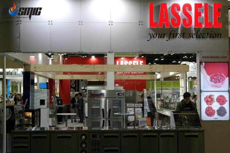 Thương hiệu Lassele có kinh nghiệm gần 40 trong thị trường sản xuất thiết bị lạnh trên nội địa Hàn Quốc và thế giới