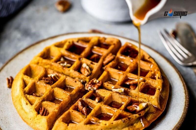 Tính năng hẹn giờ của FY1 sẽ giúp bạn dễ dàng có được những mẻ bánh waffle chín vừa ngon mắt