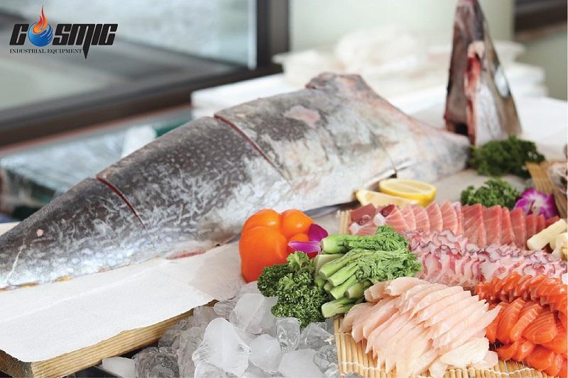 Tủ đông khi được sử dụng đúng cách sẽ bảo toàn dinh dưỡng trong các nguyên liệu