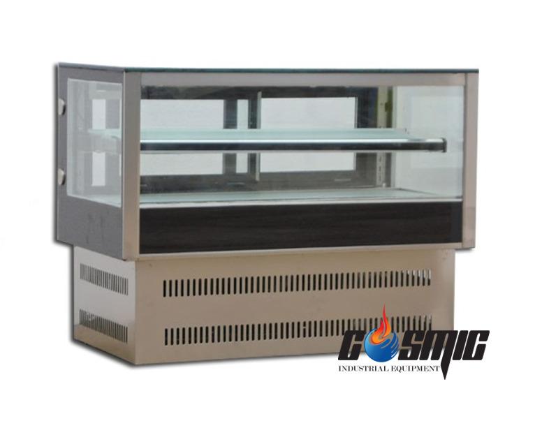 tủ trưng bày bánh lạnh để bàn A-128K
