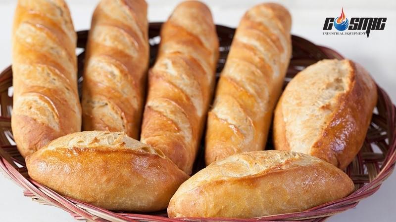 Tùy vào loại bánh mà bạn có thể điều chỉnh nhiệt độ phù hợp