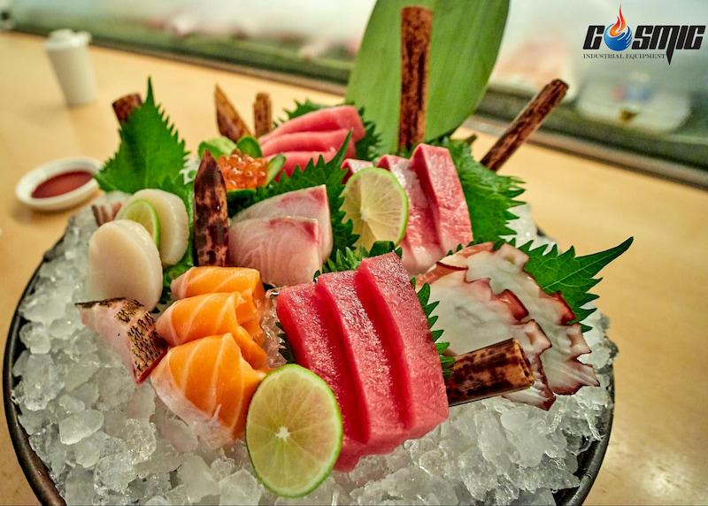 bao-quan-sushi-qua-lau-trong-tu-cap-khong-khi-lanh-se-dan-den-kho-thuc-pham