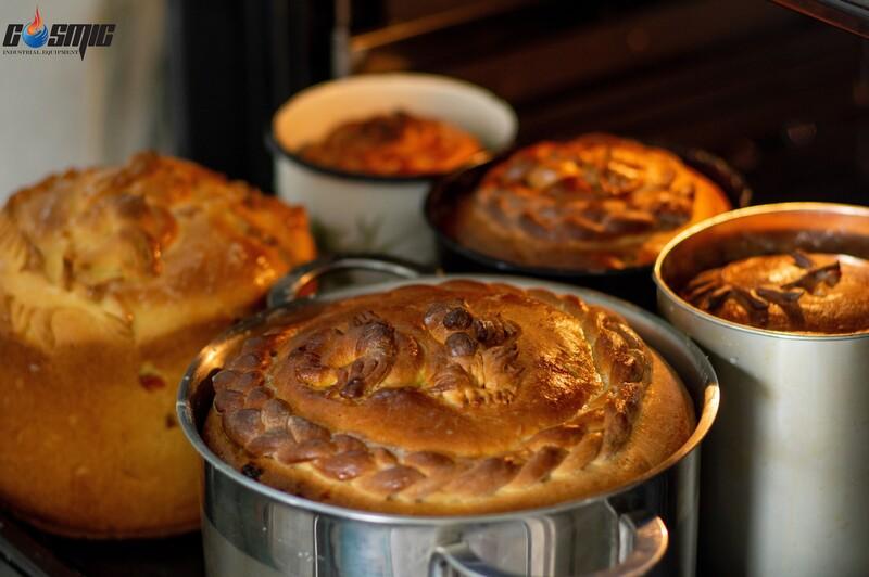 Những mẻ bánh thơm ngon, ẩm mềm được thực hiện hoàn hảo nhờ chức năng của lò nướng đối lưu chuyên nghiệp